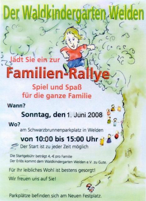 Familienrallye 2008